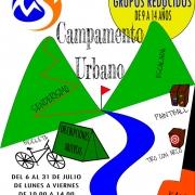 Campamento Urbano para niños